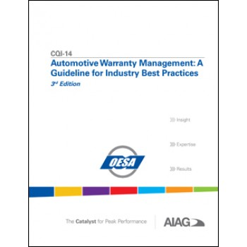 Automotive Warranty Management