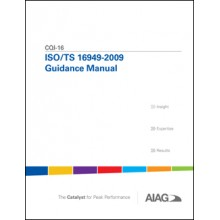 ISO/TS 16949:2009 Guidance Manual