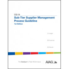 Sub-Tier Supplier Management Process Guideline