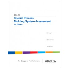 Special process:Molding Systrm Assessment