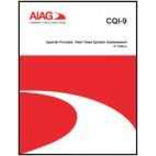 CQI-9 : Special Process : Heat Treat System Assessment