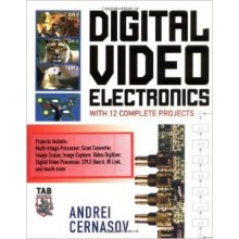 Digital Video Electronics: With 12 Complete Projects (Tab Electronics)
