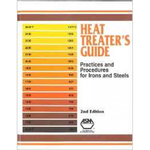 heat treater s guide standard practices for irons and steels rh kabdwalbook com heat treaters guide nonferrous pdf heat treaters guide non ferrous