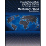 FMEA for Tooling & Equipment (Machinery FMEA)