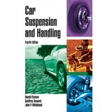 Car Suspension and Handling, Fourth Edition