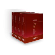 USP 40-NF35 2017 FOUR VOLUME SET